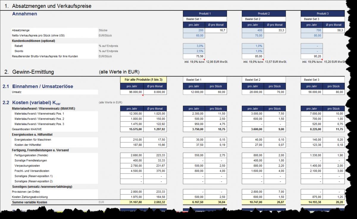 Großzügig Budgetvorlage Für Zahlen Ideen - Entry Level Resume ...